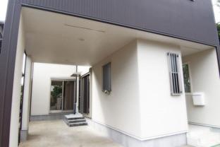 茅ヶ崎市 光庭の家のイメージ