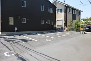 茅ヶ崎市円蔵 月極駐車場のイメージ